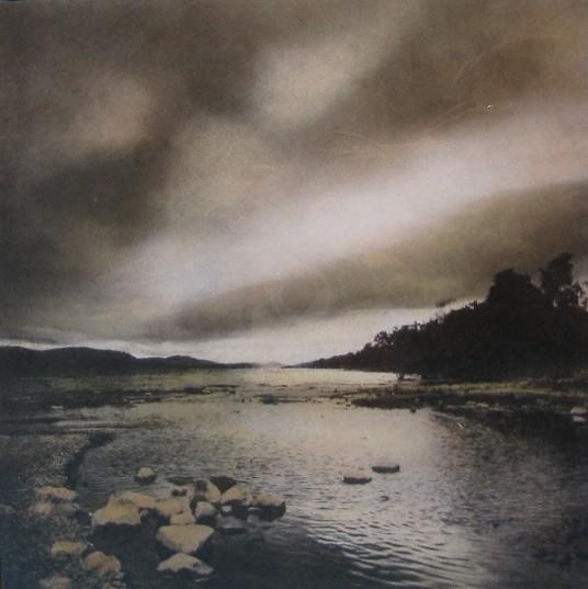Loch Mannoch Sunset